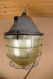 authentieke kooilamp