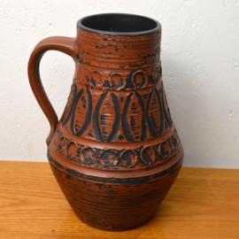 rood/bruine vaas
