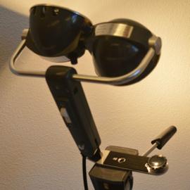staande lamp o.b.v. filmlamp