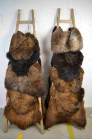 bruine  schapenvachten