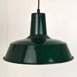 emaille hanglamp