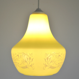 appelgroene hanglamp