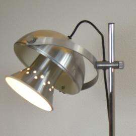"""staande """"trompet""""lamp"""