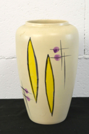 gele vaas (scheurich)