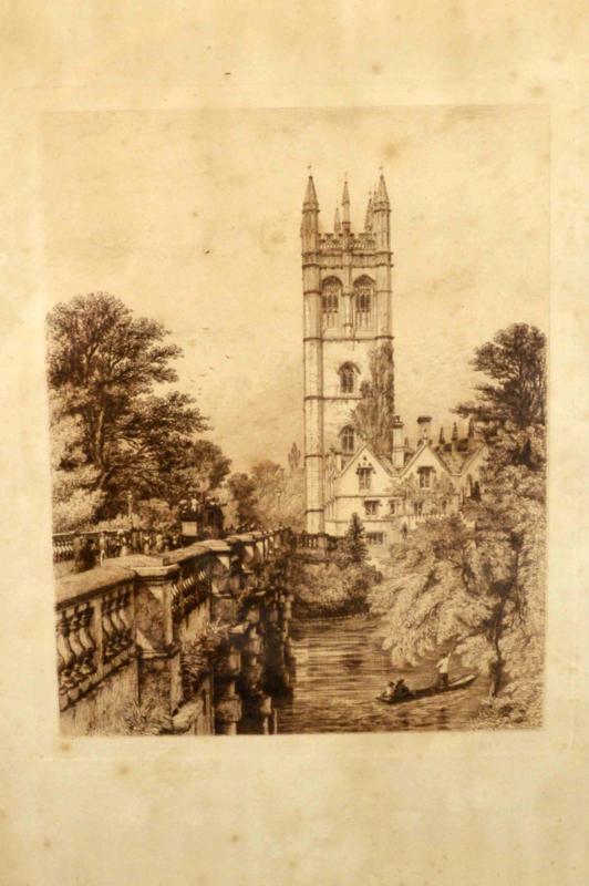litho kerk bij de rivier