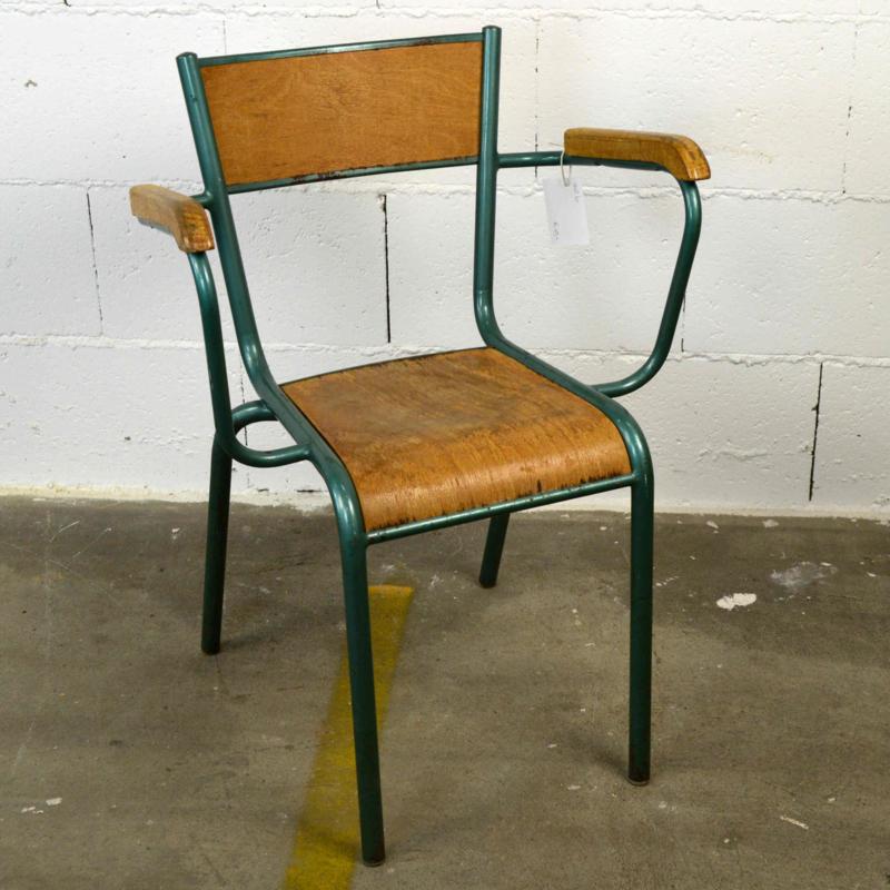 chaise maître d'école