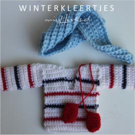 Pippi Langkous winterkleertjes