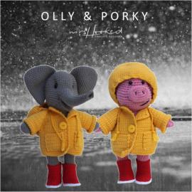 Regenkleding Olly/Porky (PDF)