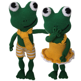 Koen Kikker - Mr&Mrs Frog (PDF)