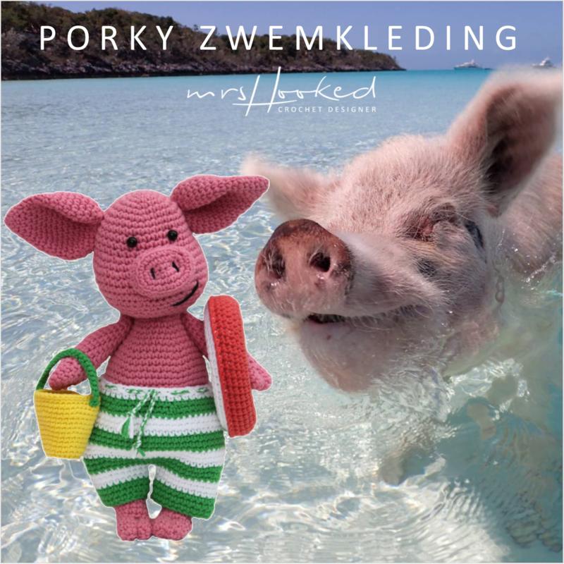 Zwemkleding porky/Olly