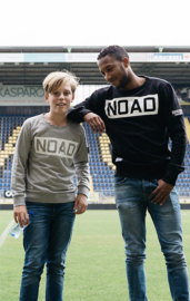NOAD Kids sweater Grijs