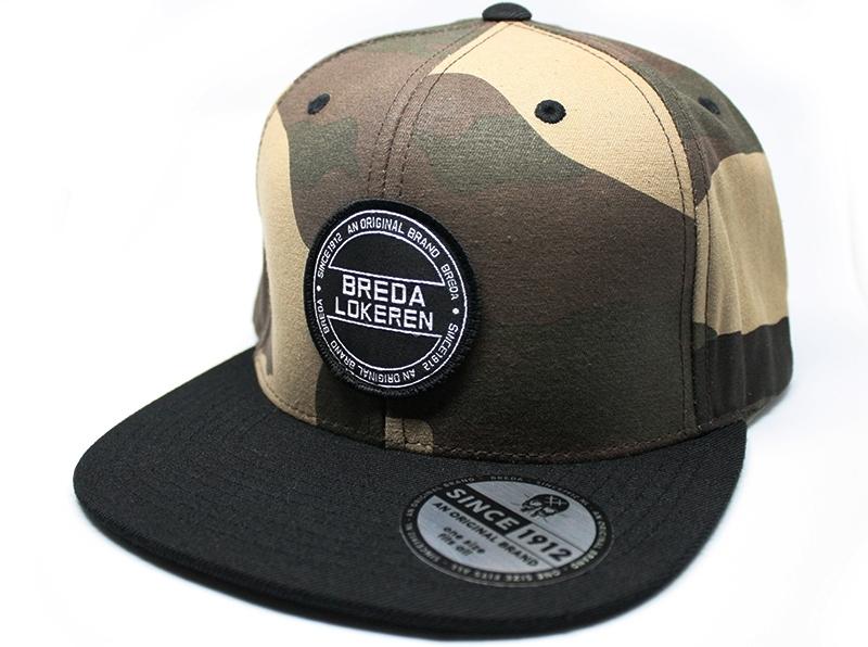 Army cap - Breda Lokeren