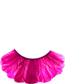 Peacock pink