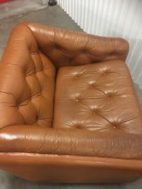 Vintage Artifort C610 fauteuils