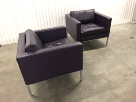 Artifort F905 fauteuils (4 stuks)