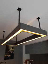 Hanglamp op maat gemaakt