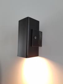 Wandlamp op maat gemaakt
