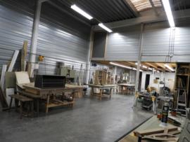Werkplaats en Productie
