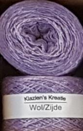 Klazien's Kreatie Wol/Zijde: 19 Confetti