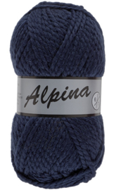 Lammy Yarns Alpina 6: kleur 890