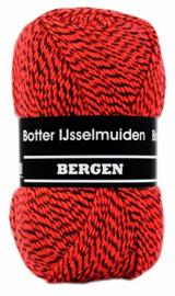Botter IJsselmuiden - Bergen 160 Rood/Zwart
