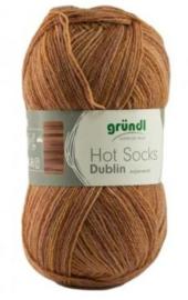 Grundl Hot Socks Dublin: 05