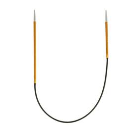 Knitpro Zing vaste rondbreinaald - 2.25 - 25cm
