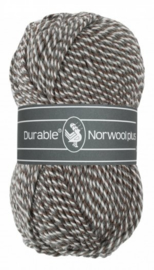 Durable Norwool Plus: M04932 Bruin/Grijs/Ecru