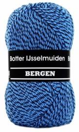 Botter IJsselmuiden - Bergen 081 Blauw/Zwart