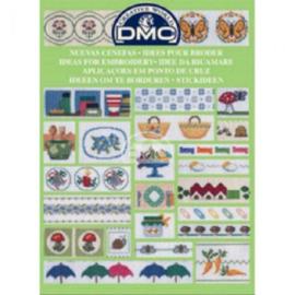 Dmc borduurboekje 12999