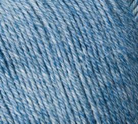 Flotte Socke Uni 100 gram: 972