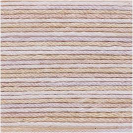 Rico baby cotton soft print 024 rosa/natur