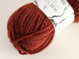 Peruvian Highland Wool- 832 Burnt Sienna (melange)