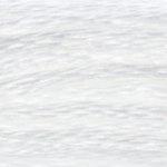 DMC Borduurzijde 17MC  - Blanc(wit)
