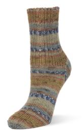 Rellana Flotte Socke: Bamboe-Merino 3004