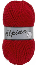 Lammy Yarns Alpina 6: kleur 043