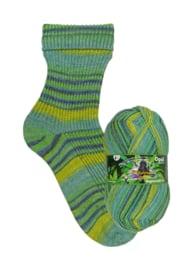 Opal Regenwald 16: kleur 9901