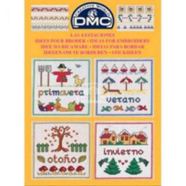 Dmc borduurboekje 14186