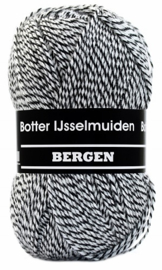 Botter IJsselmuiden - Bergen 007 Zwart/Grijs/Beige
