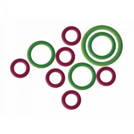 Knitpro ring Stekenmarkeerders