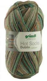 Grundl Hot Socks Dublin: 08