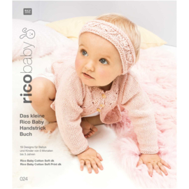 Rico baby cotton soft breiboek 024