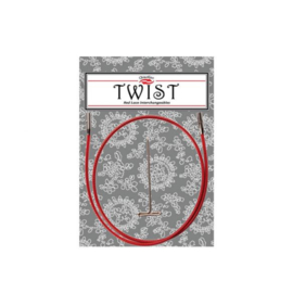 Chiaogoo Twist Red Cable Small: 75 cm