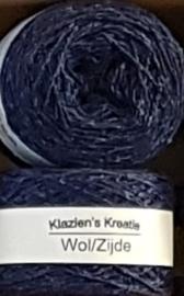 Klazien's Kreatie Wol/Zijde: 26 Nightshade