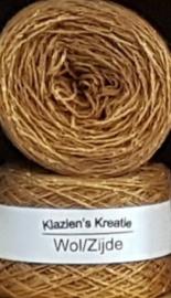 Klazien's Kreatie Wol/Zijde: 04 kruid
