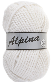 Lammy Yarns Alpina 6: kleur 005