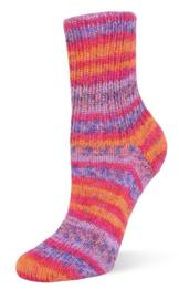 Rellana Flotte Socke: Bamboe-Merino 3006