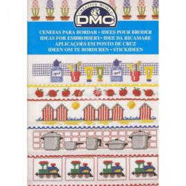 Dmc borduurboekje 12989