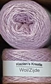 Klazien's Kreatie Wol/Zijde: 18 Bloom