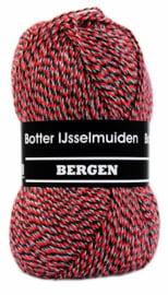 Botter IJsselmuiden - Bergen 034 Rood/Blauw/Grijs